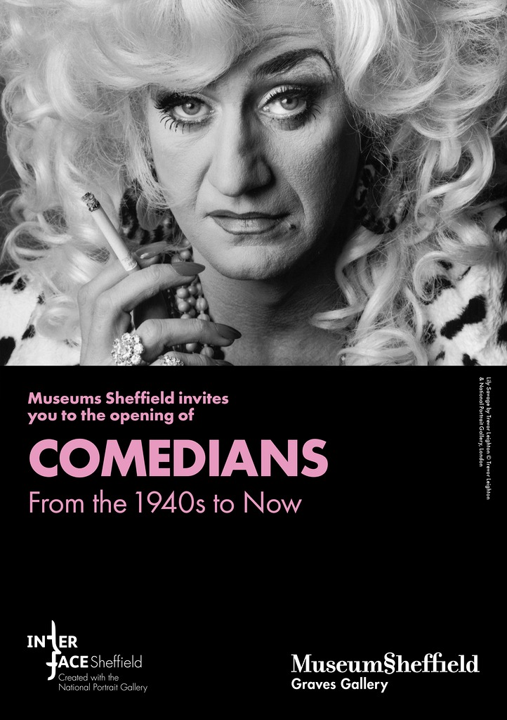 Comedians Exhibition