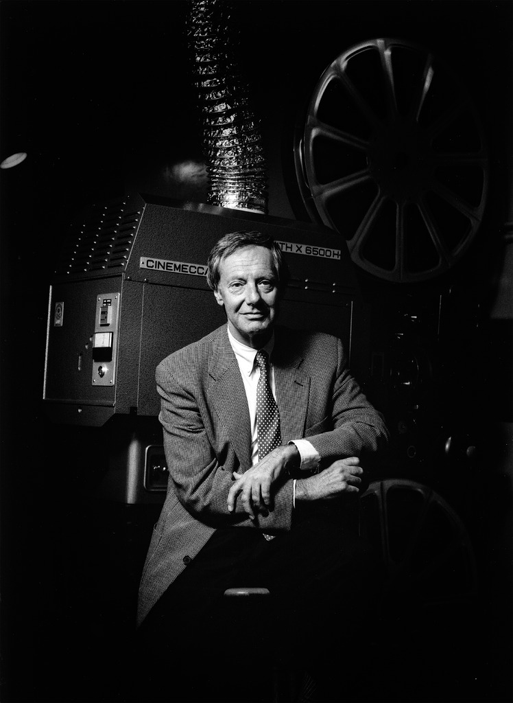Barry Norman, CBE