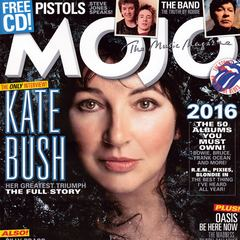 Kate Bush - Mojo Magazine