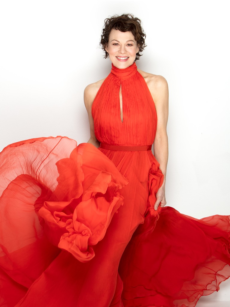 Helen McCrory - actress