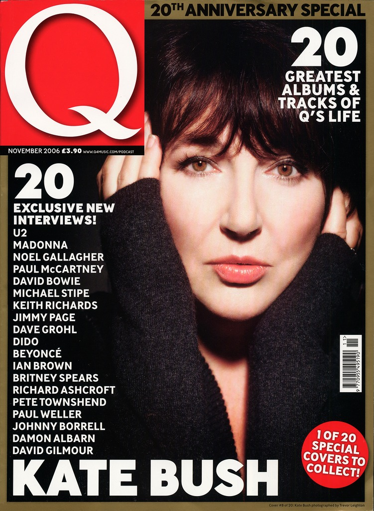 Kate Bush - Q Magazine