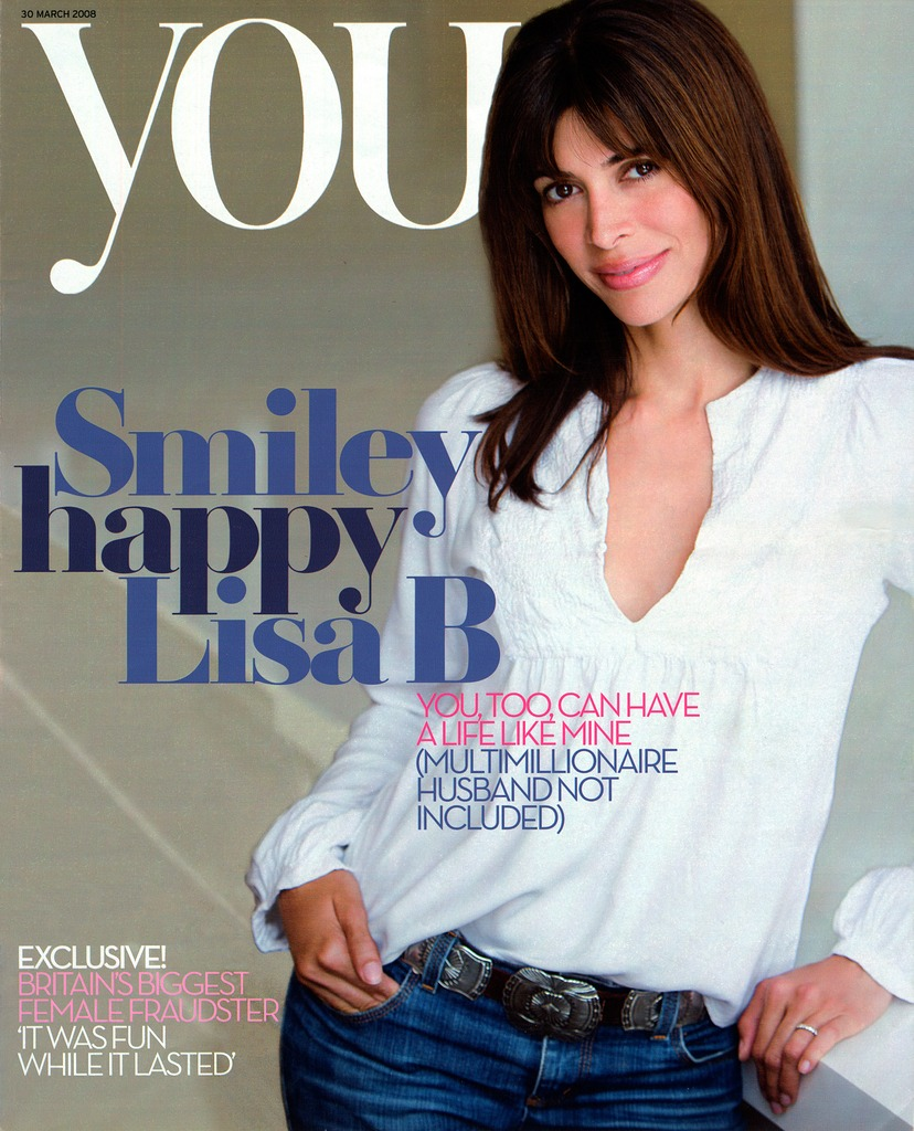 Lisa B - you Magazine
