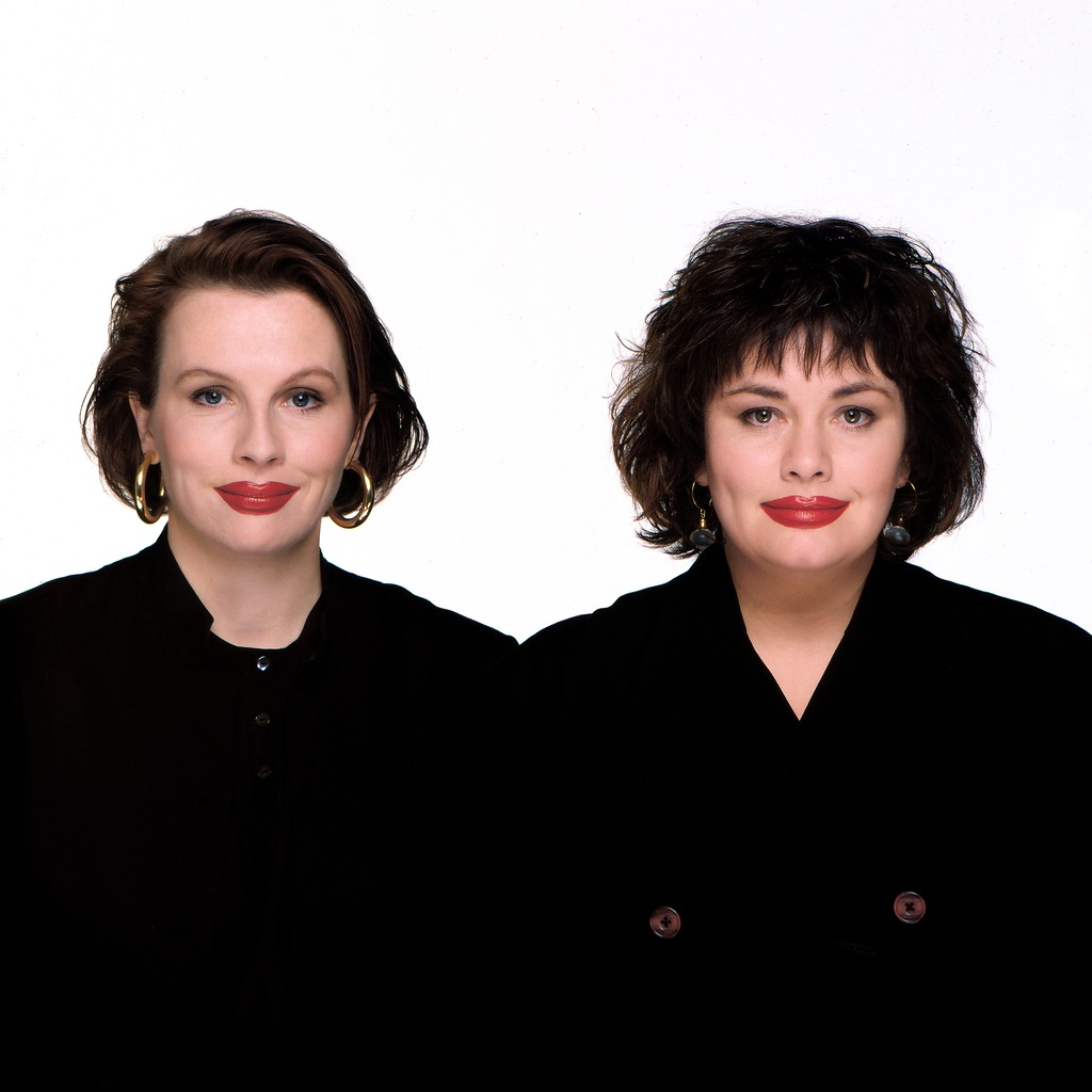 French & Saunders - Comedians
