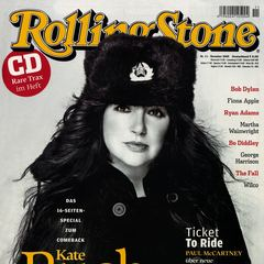 Kate Bush - Rolling Stone Magazine