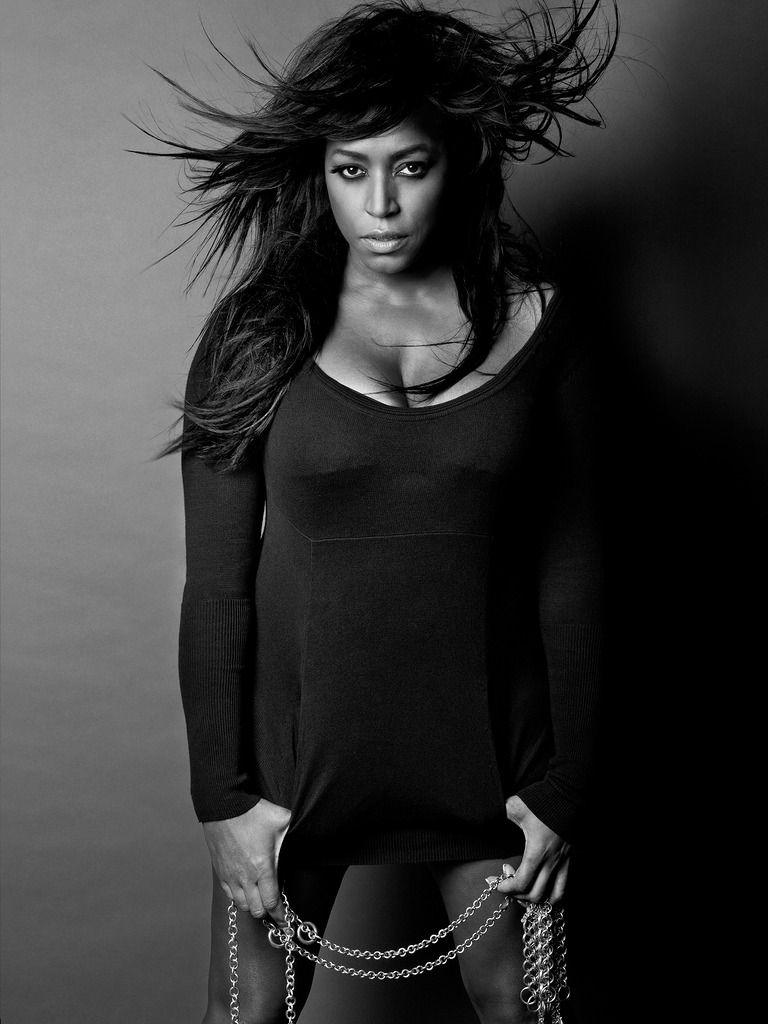 Mica Paris - Fairtrade Cotton