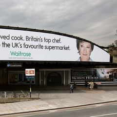 Heston Blumenthal & Delia Smith - Waitrose