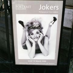 Jokers - National Portrait Gallery Exhibition